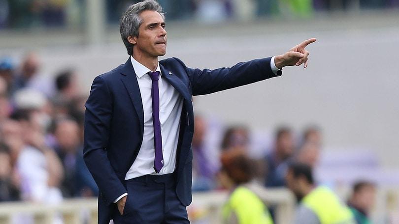 Serie A Fiorentina, Sousa: «Gli arbitri? Ci hanno voltato le spalle»