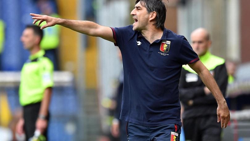 Serie A Genoa, Juric: «Fermata la Lazio, ora abbiamo sei finali»