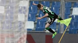 Sassuolo-Sampdoria 2-1: Acerbi e Ragusa per la vittoria