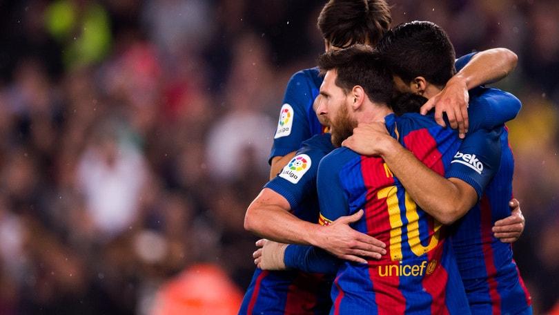 Champions, in quota Messi spaventa la Juve