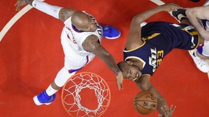 Johnson stende i Clippers, Lebron salva Cleveland
