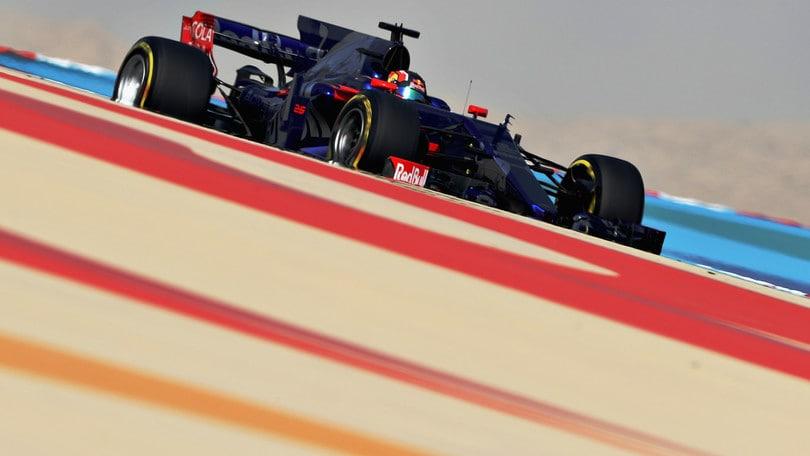 F1 Toro Rosso, Kvyat: «Lotteremo per i punti»