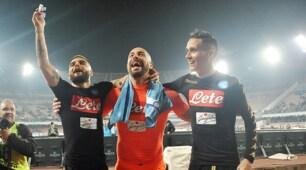 Napoli-Udinese, top&flop: Callejon da lode, Jorginho ispira