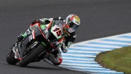 SBK Pedercini Racing, De Angelis: «Dobbiamo migliorare»