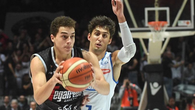 Basket Torino, preso il giovane Lorenzo Penna