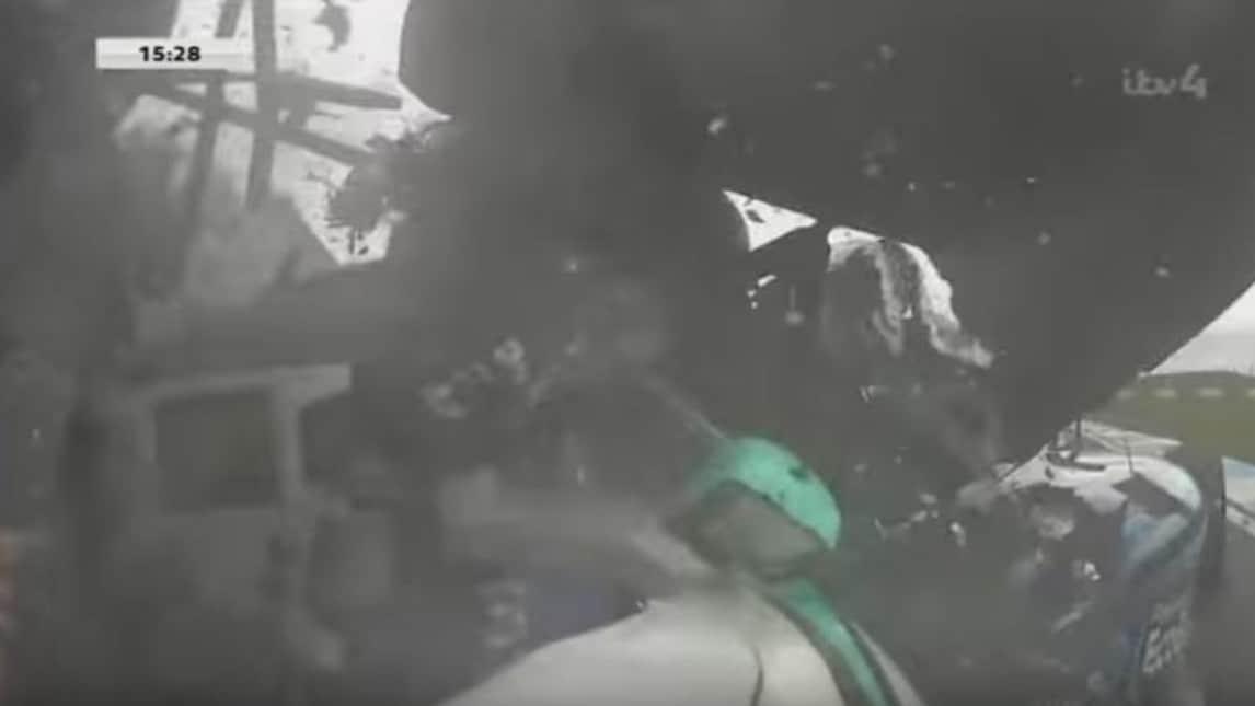 Terribile incidente in F4, piloti salvi per miracolo