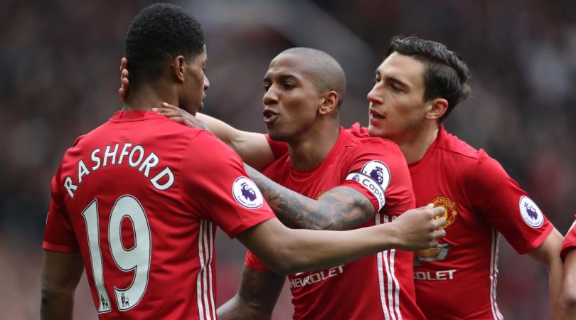 Premier League, Manchester United-Chelsea 2-0: stella Rashford, Mourinho batte Conte