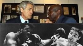 Benvenuti-Griffith, 50 anni fa il grande match: ecco l'ultima reunion