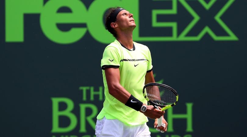 Tennis: Nadal perde due posizioni nella classifica Atp, Fognini miglior azzurro