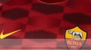 Roma, sarà questa la maglia del pre-gara?