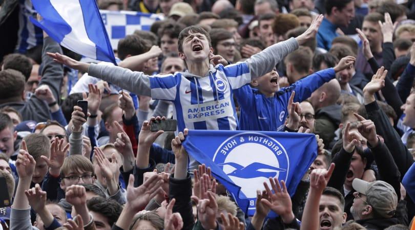 Championship, favola Brighton: torna in Premier League dopo 34 anni