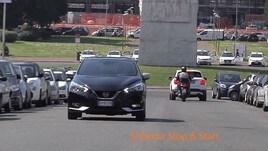 Nissan Micra Bose: musica di strada