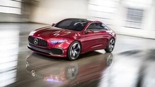 Mercedes, la Classe A di domani debutta in Cina