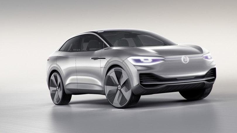 Volkswagen I.D. Crozz, l'elettrica diventa crossover