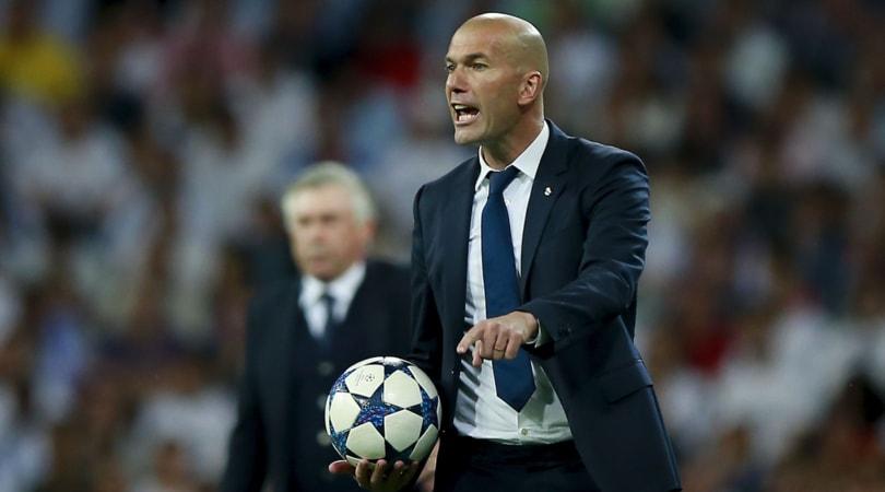 Real, Zidane: Sorteggio? La Juve è forte...