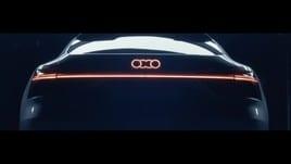 Audi e-tron Sportback concept, super coupé elettrica