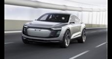 Audi a Shanghai con la prima gran turismo elettrica