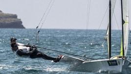 Vela, Rolex Capri Sailing Week: 100 barche al via