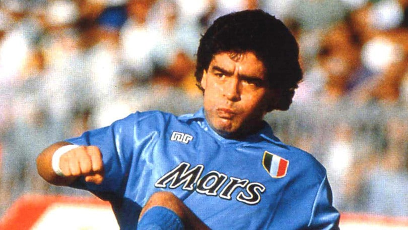 Il Napoli dei tifosi: plebiscito per Maradona