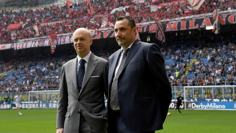 Milan, è ufficiale: Mirabelli responsabile dell'area sportiva
