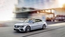 Mercedes Classe S, a Shanghai debutta il restyling
