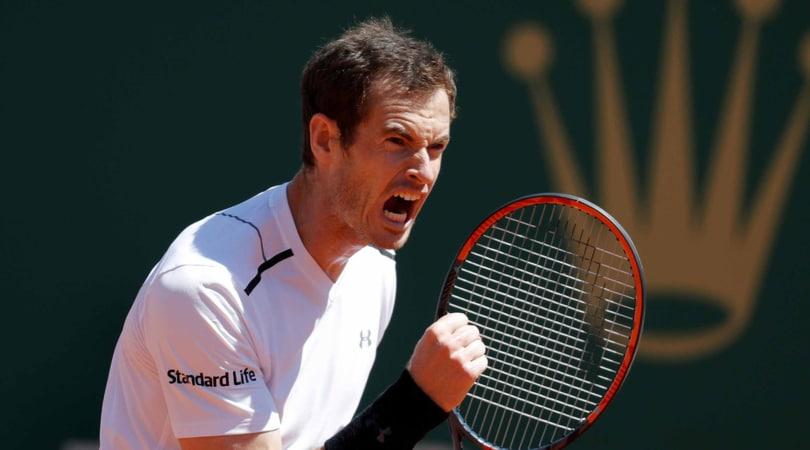 Tennis, Montecarlo: Murray e Cilic volano agli ottavi di finale