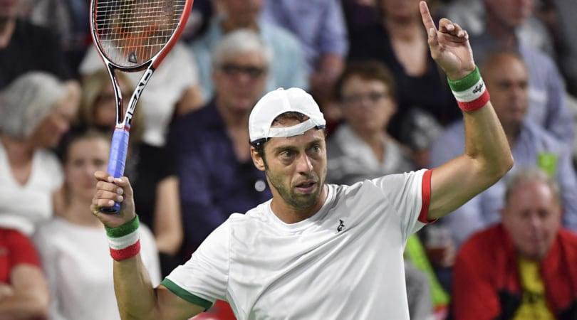 Montecarlo Masters1000: Lorenzi eliminato al secondo turno