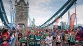 Tutto esaurito alla Virgin London Marathon partono in 38mila