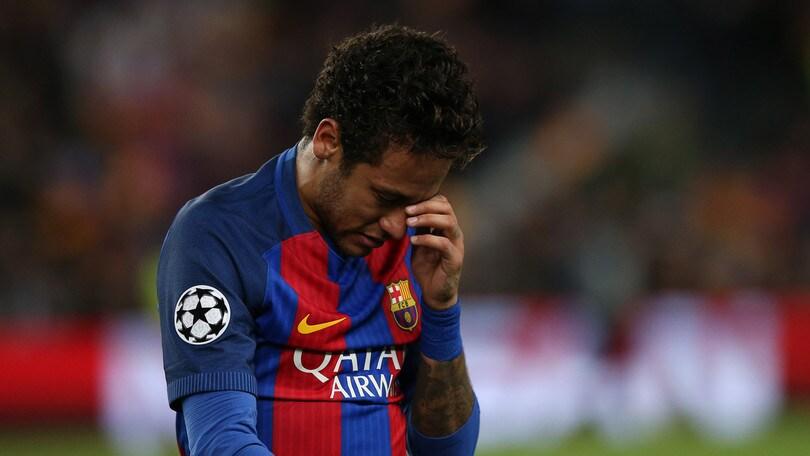 Barcellona, respinto il ricorso contro la squalifica di Neymar