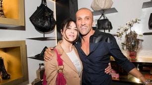 Il party di inaugurazione della nuova boutique Farad Re