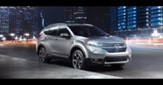 Honda lancia a Shanghai la prima CR-V ibrida