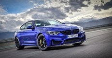 BMW M4 CS, estrema ma non troppo