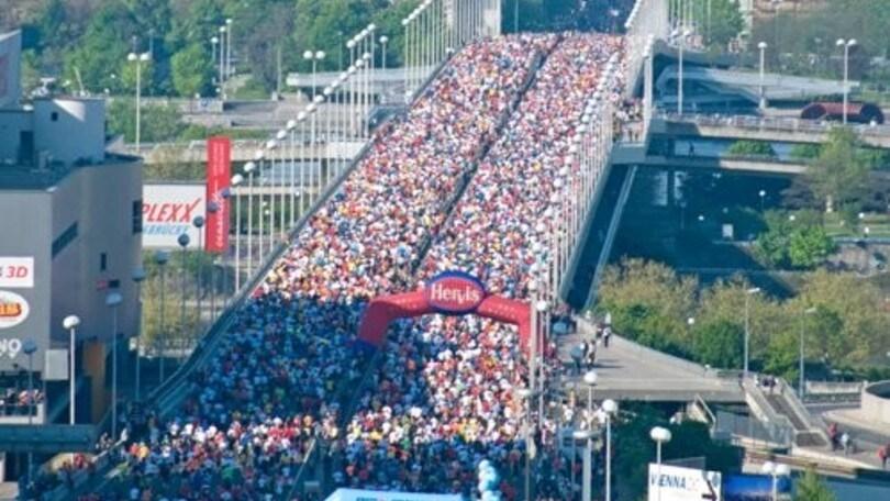 Vienna City Marathon, per correre a ritmo di valzer