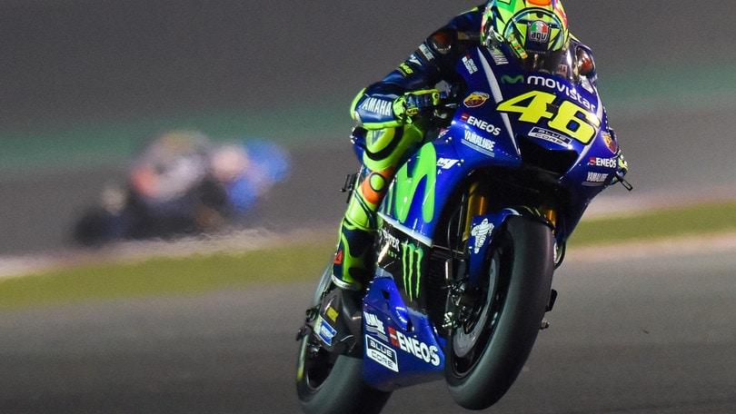 MotoGp Usa, Rossi: «Ad Austin per il podio»