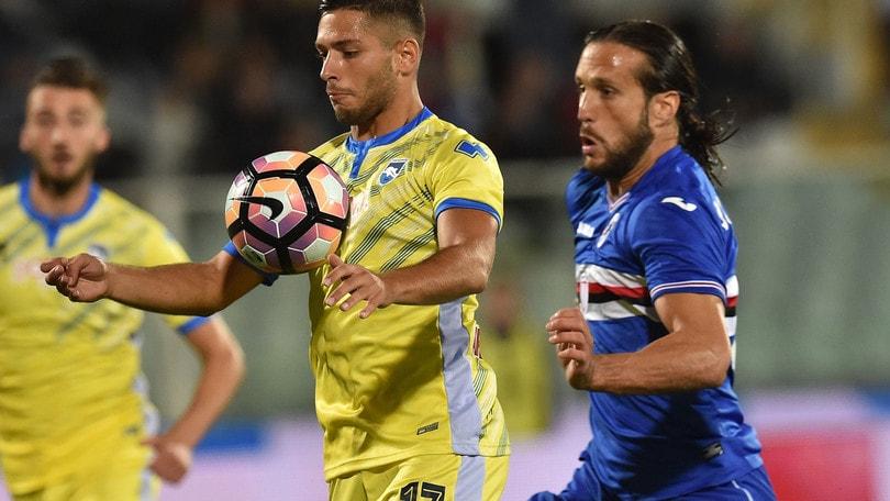 Serie A Pescara, si ferma Caprari per la lombalgia