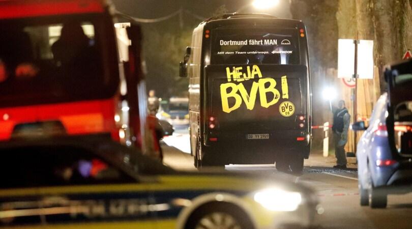 Champions, arrestato attentatore Dortmund: aveva scommesso in Borsa