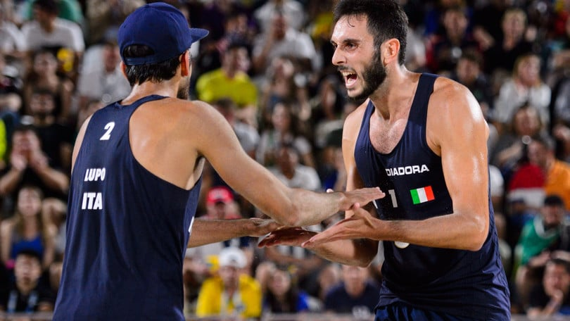 Beach Volley: World Tour di  Xiamen, due coppie italiane in campo