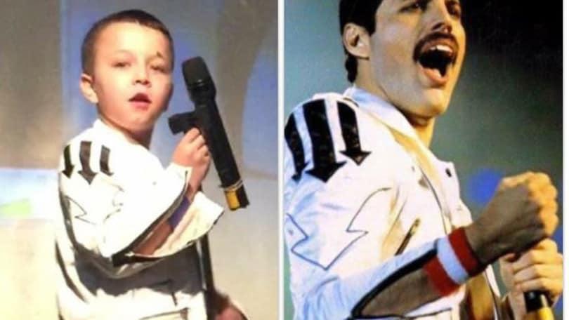 Daniele Butera è… Freddie Mercury