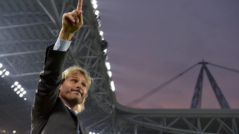 Juventus, Nedved: «Il Monaco? Un gruppo giovane e molto pericoloso»
