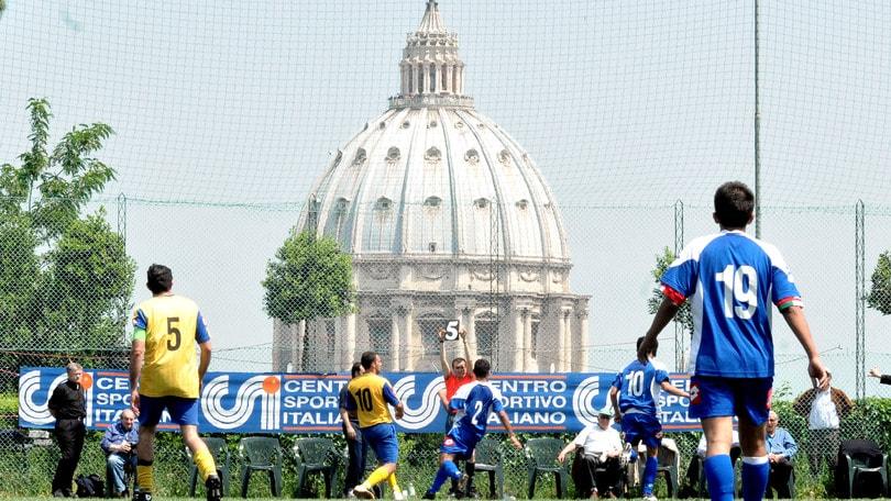 A Roma finali 'Oratorio Cup' del Csi