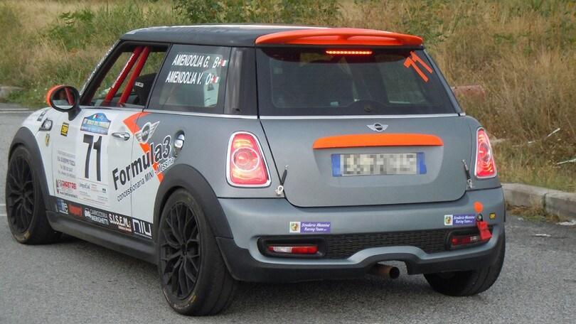 Rally, incidente mortale alla Targa Florio