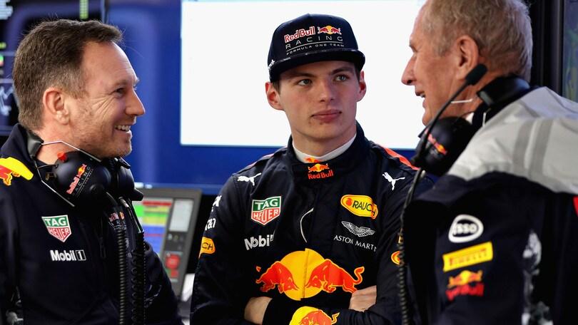 F1, Marko: «La Red Bull può lasciare nel 2021»