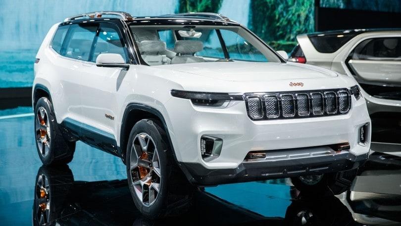 Jeep Yuntu, dalla Cina con furore