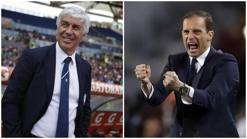 Serie A: Atalanta-Juventus anticipata a venerdì 29 (ore 20.45), Torino-Samp sabato sera