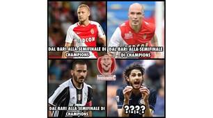 La Juventus pesca il Monaco, i social si scatenano