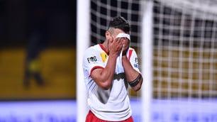 Serie B, Benevento-Vicenza 0-0: Ceravolo non graffia