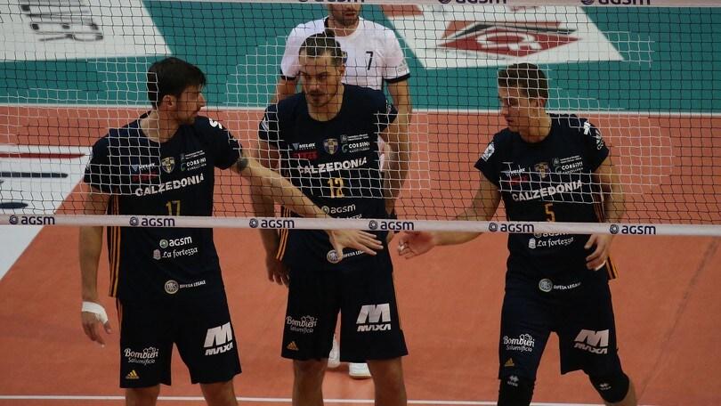 Volley: Superlega, domenica e lunedì la Final Four per il quinto posto