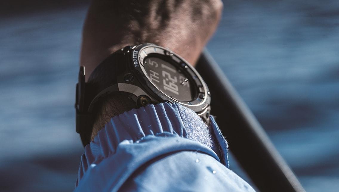 Pro Trek presenta il nuovo smart outdoor watch WSD-F20