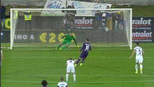 Fiorentina-Inter: il cucchiaio di Bernardeschi è un vero flop