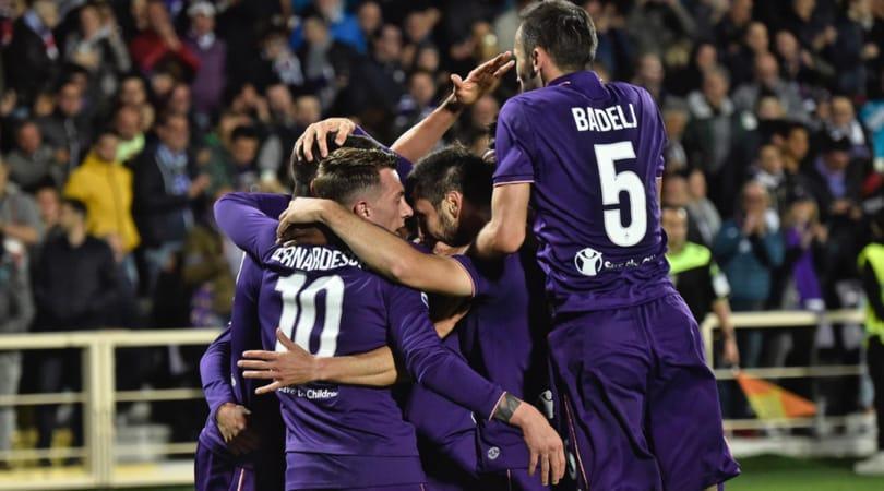 Fiorentina-Inter 5-4: la tripletta di Icardi non basta